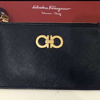 Salvatore Ferragamo key purse