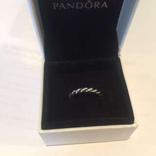Pandora Twist Ring