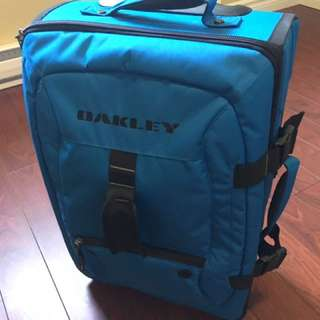 Brand New Oakley Carry-on Suitcase