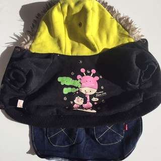 Touch Dog  Winter Jacket For Small Dog