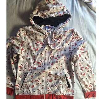 Toman Hoodie jacket