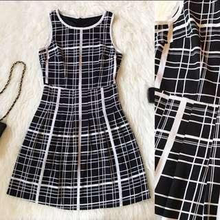 Prem Bw Block Dress