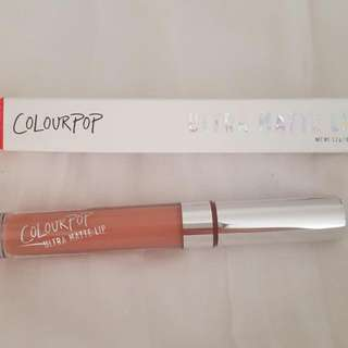 COLOURPOP MATTE - KNOTTY