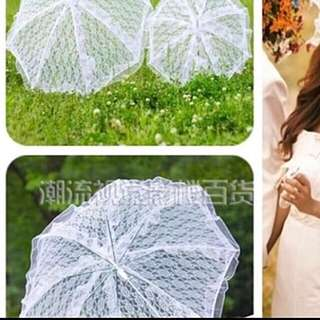 Wedding Photo Shot Prop Umbrella