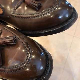 Footwear (Cordovan Tassel loafer)