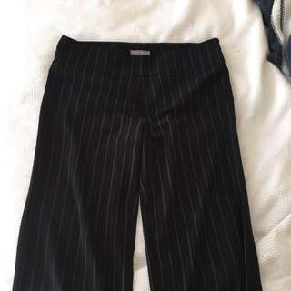 Pin Stripped Pants