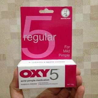Oxy 5 10gr Original