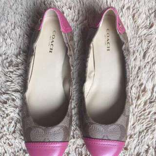 Coach Signature Flat ORIGINAL