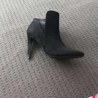 Missguided Heeled Boots