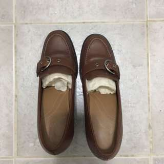 Authentic Naturalizer Leather 7M Like New