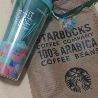 Busan (Town) Starbucks Tumbler