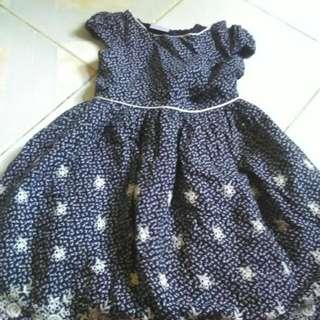 Sunday Dress ( Little Miss Brand )
