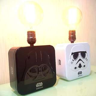 Star Wars Touch Lamp