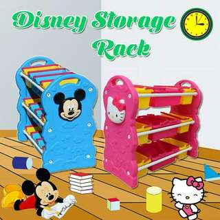 DISNEY RACK 9 BOX