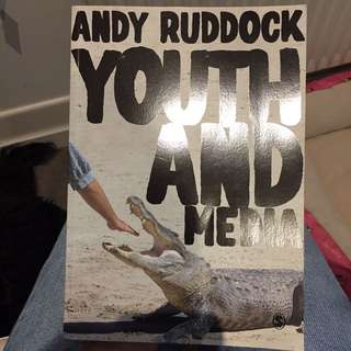 Youth And Media Textbook by Andy Ruddock SAGE 2013