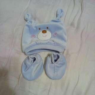 寶寶帽 寶寶襪 寶寶鞋 寶寶腳套