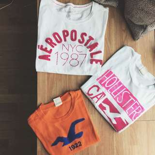 CLEARANCE AUTHENTIC HOLLISTER AEROPOSTALE