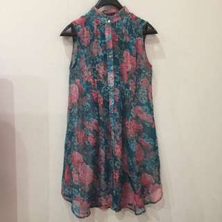 Floral Dress Body and Soul