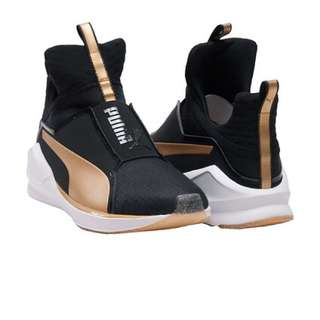Puma Fierce Black&Gold