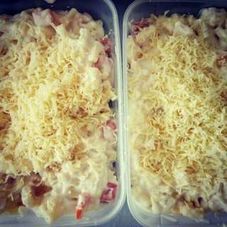 Macaroni  Full Cream Cheese Salad