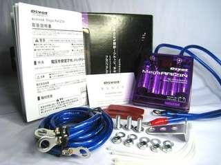 Mega Raizin Voltage Stabilizer with grounding kit