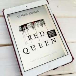 Free ebook Red Queen By Victoria Aveyard