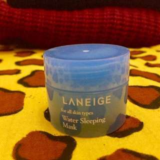 Water Sleeping Mask By LANEIGE