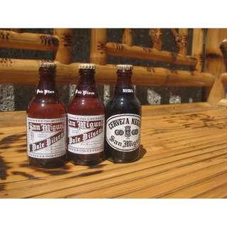 1890 Vintage Small Beer Bottles Batch 1