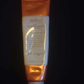 Natio Hand Cream SPF 15