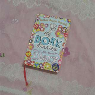 Dork Diaries (OMG! All About Me Diary)