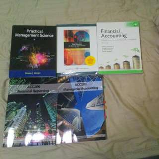 UniSIM/ SUSS textbooks