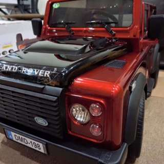Licensed Land Rover Kids Car