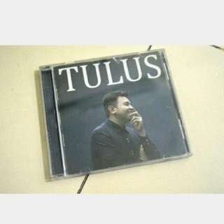 CD TULUS ALBUM GAJAH BERTANDA TANGAN