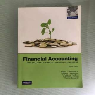 Financial Accounting Eighth Edition