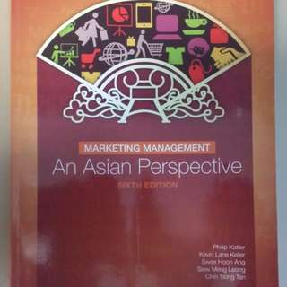 Marketing Management Sixth Edition