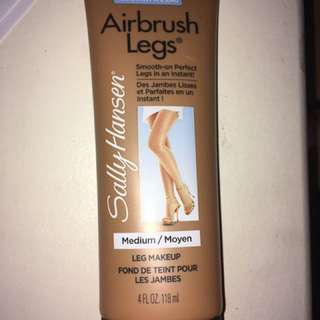 Tanning Cream For Airbrush Legs