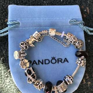 Charm And Bracelet