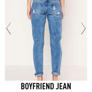Boyfriend Jeans!