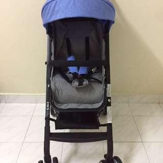 123 Baby Stroller