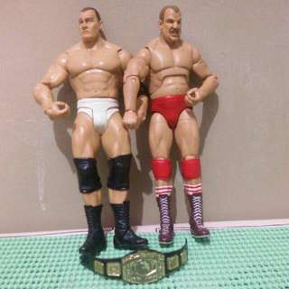 Wwe Action Figure Buy Or Trade