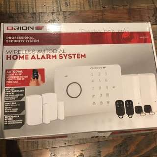 Orion AM2000 Wireless Autodial Home Alarm System