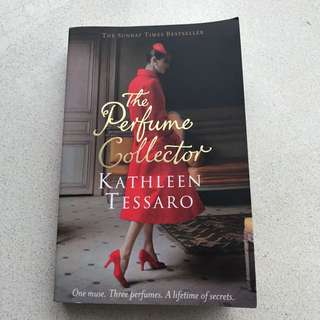 The Perfume Collector by Kathleen Tessaro (The Sunday Times Bestseller)