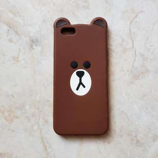 Brown Iphone 6/6s Case