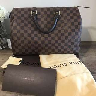 Louis Vuitton Bag 100% Authentic