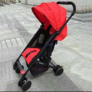 RECARO Easy life 秒收輕量嬰兒手推車