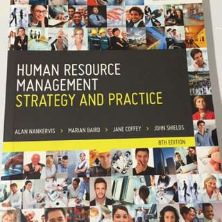 Human Resource Management: Strategy And Practice