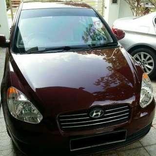 Cheapest Reliable Car Rental Hyundai Verna