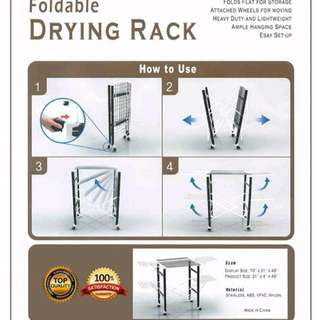 Quality Clothes Drying Rack