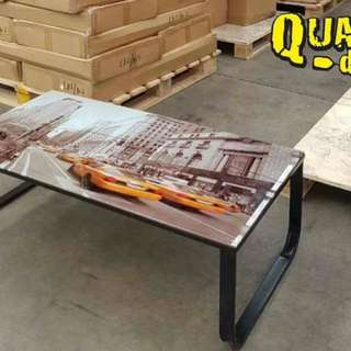 Coffee Table Tempered Glass Modern Living Designed HOT SELL!!