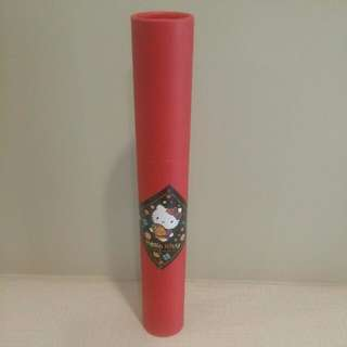 Hello Kitty Scroll Container